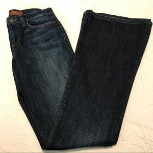 Joe's Jeans Size 25 flare visionaire